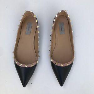 - Jiu Du flats for women size 50 black color